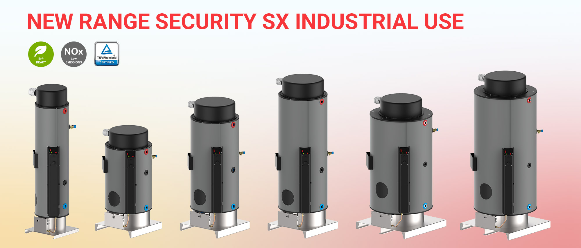 Security SX - Industrial Use