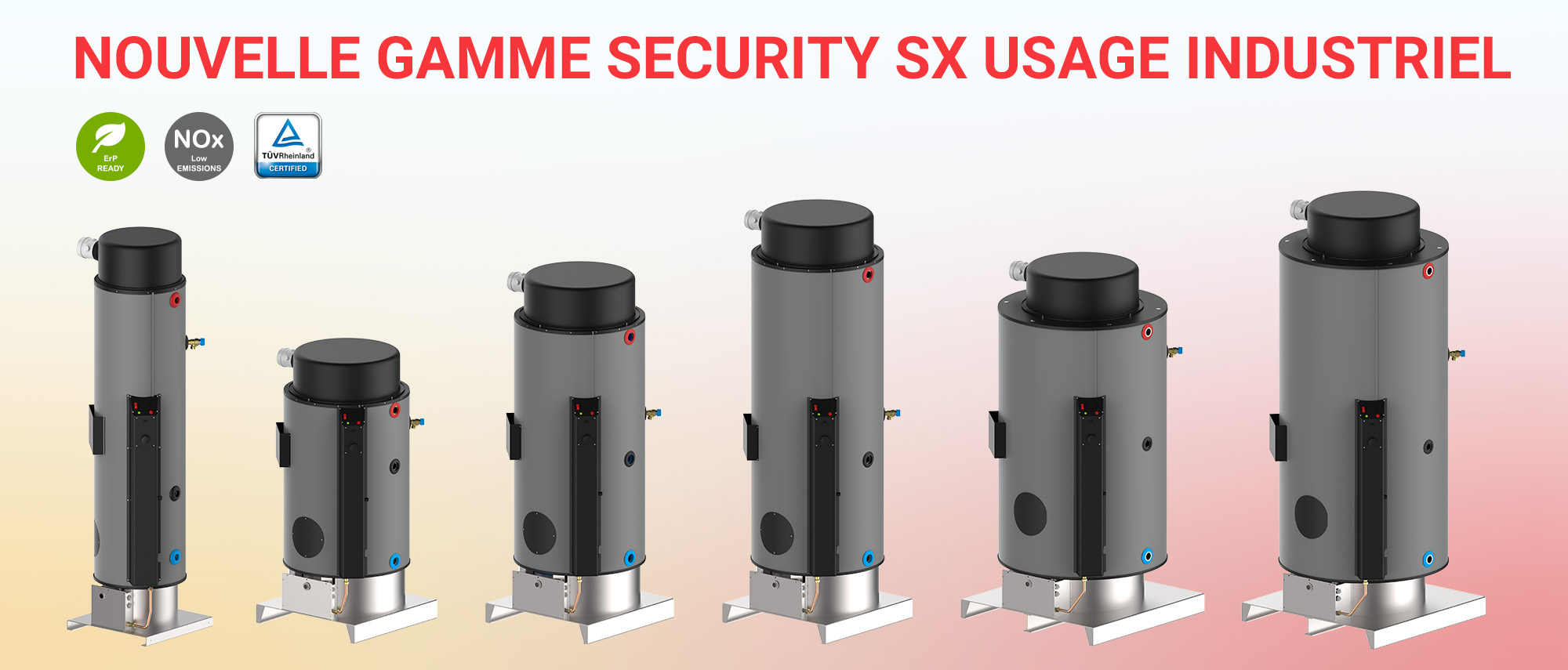 Security SX - Usage Industriel