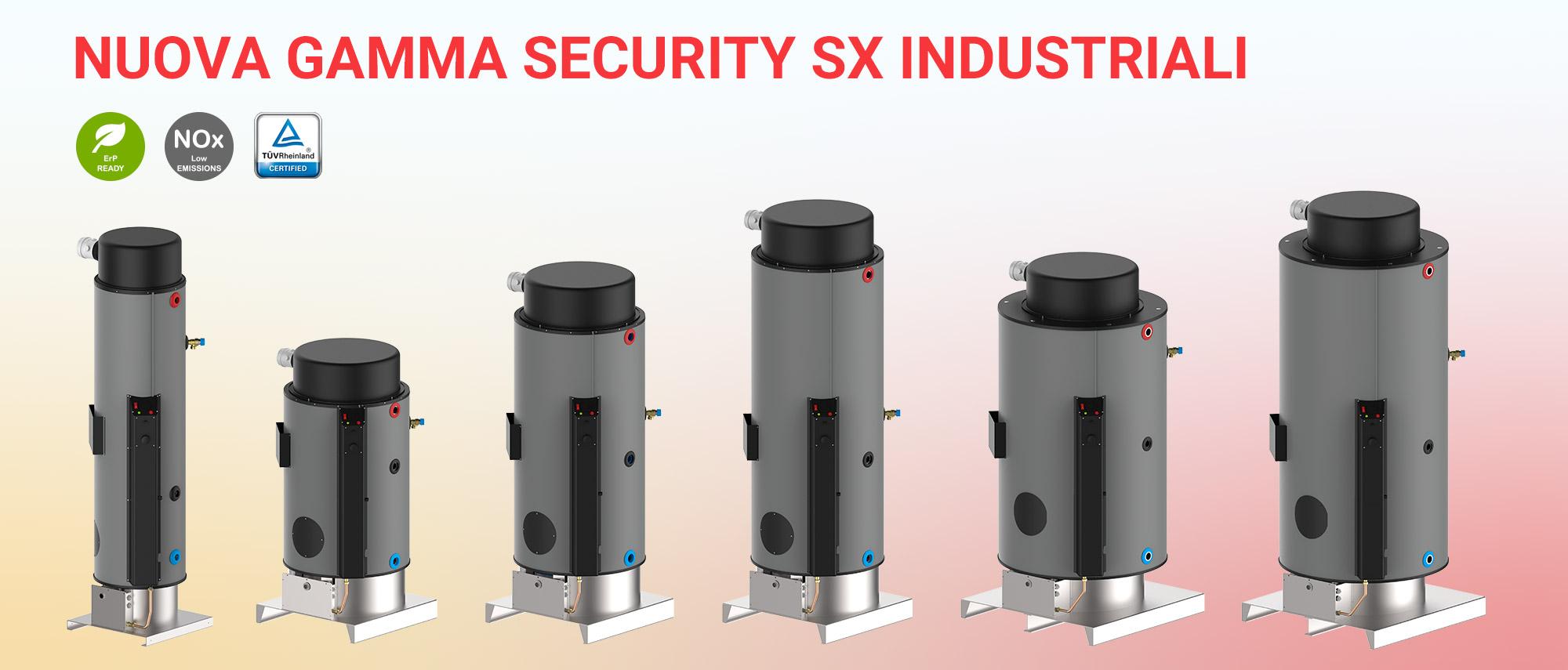 Gamma SX Industriale