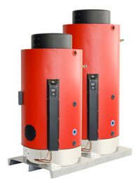 Gas Fired Water Heaters With Sealed Combustion Chamber Sec