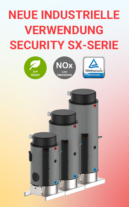 Security SX - Industrielle verwendung