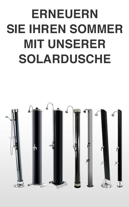 solarduschen
